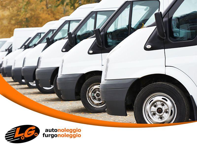 Offerta Noleggio Furgoni Traslochi - Promozione Noleggio Furgoni Trasporti - LG Autonoleggio