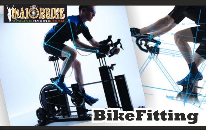 maior bike ti propone il bike fitting per trovare la tua bici
