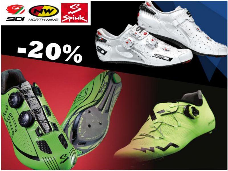 Offerta sconto scarpe da ciclismo - promozione scarpe sportive Trapani - Maior Bike