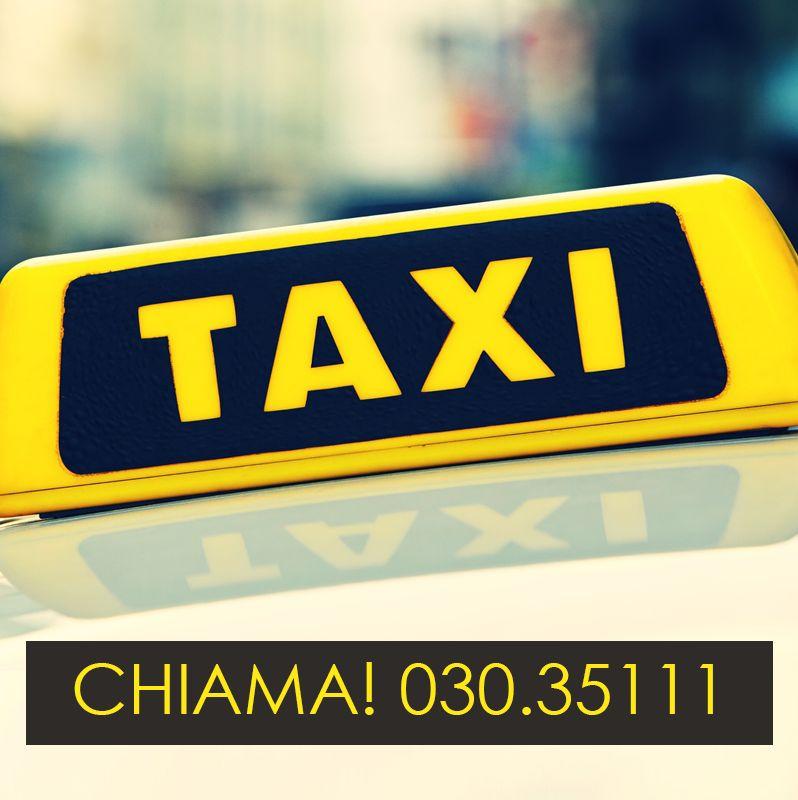 promozione offerta occasione servizio taxi brescia