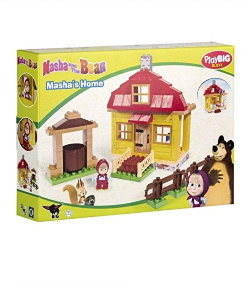 regali bambini masha e orso siena mini market