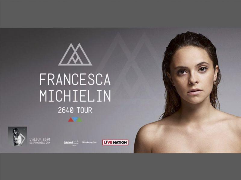 Eventi e concerti Cagliari 2018 - Francesca Michielin concerto