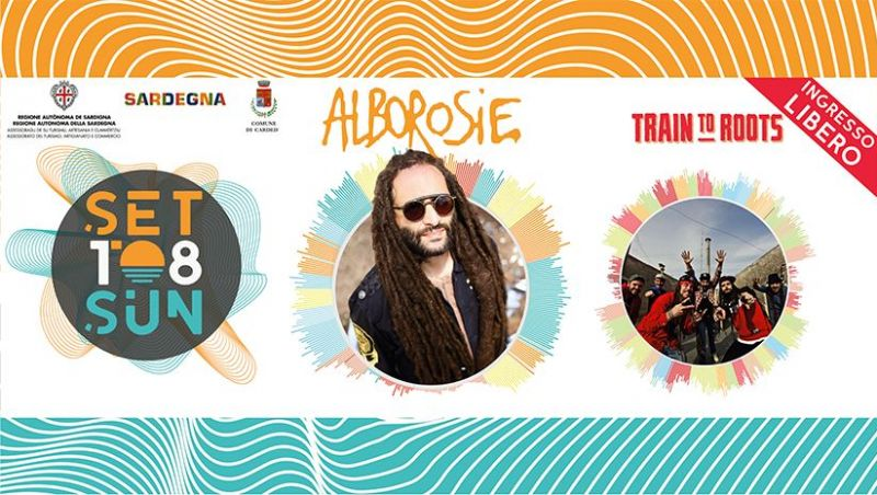 eventi e concerti 2018 Ogliastra - Alborosie e Train To Roots Set To Sun Festival Cardedu