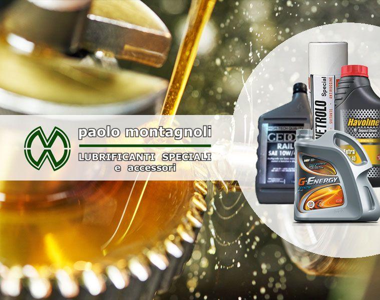 offerta Lubrificanti auto - promozione lubrificanti speciali autotrazione Montagnoli Paolo