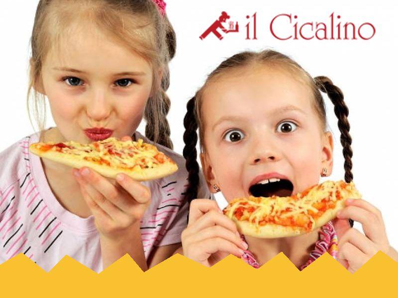 offerta cena fine anno scolastico promozione cena di classe pizzeria cicalino