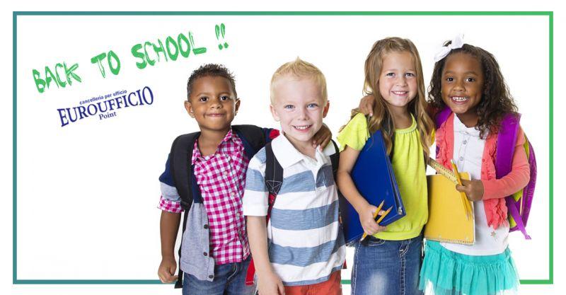offerta vendita quaderni cancellerie per la scuola - promozione back to shool 2018
