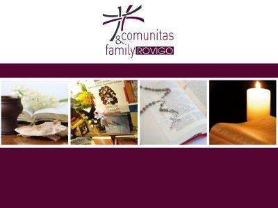 articoli religiosi comunitas family