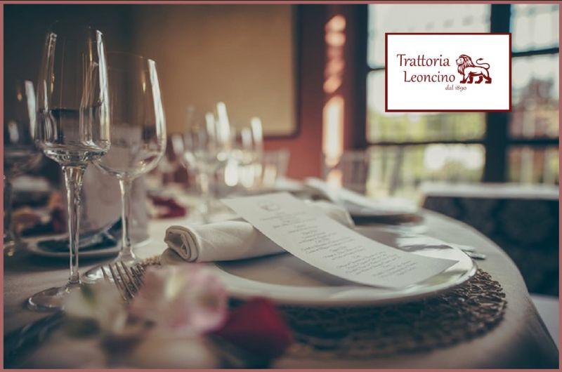 offerta Trattoria Ristorante specialità cucina Vicentina giardino estivo - promozione bollito
