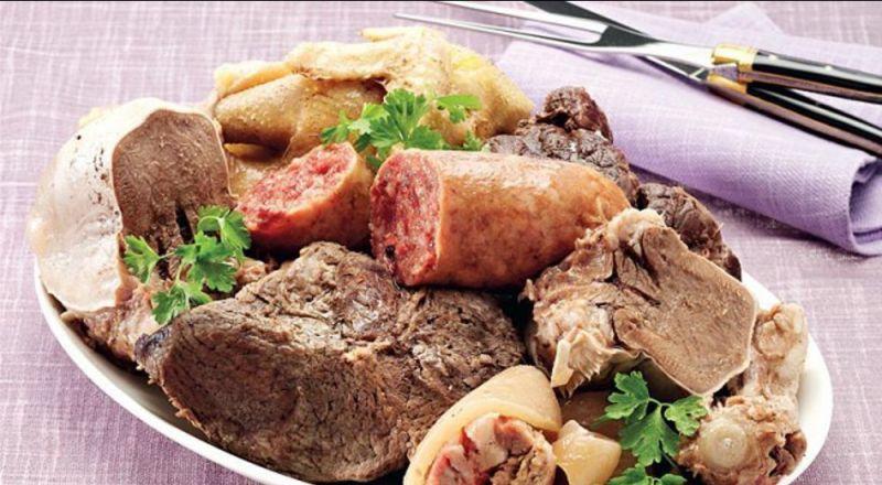 offerta Specialità bolliti di carne - promozione Trattoria ristorante vicino centro di Vicenza