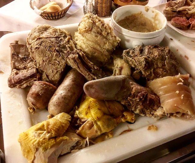 offerta mangiare bacalà mantecato alla vicentina - occasione cucina tradizionale vicenza