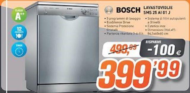 Offerta Lavastoviglie Bosch a Benevento - SiHappy