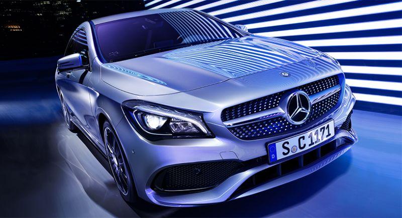Da Motor Sud srl ti aspetta  la nuova CLA Berlina Mercedes-Benz