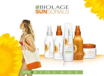 solari biolage sunsorials forbicine parrucchieri