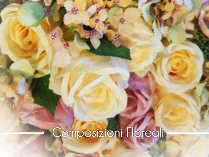 Offerta composizione fiori  - Promozione confezioni fiori  - Aggio Vivai