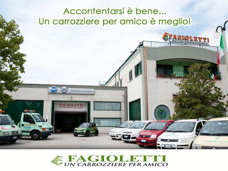 offerta Autocarrozzeria - promozione carrozziere  - Fagioletti