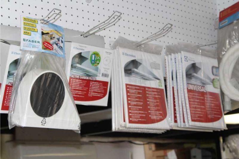 sconto 5 sulla vendita accessori elettrodomestici