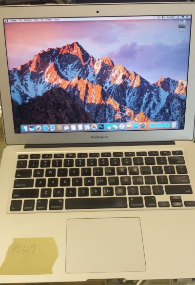 macbook air 13 usato