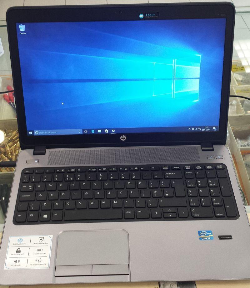notebook hp probook 450 usato siena