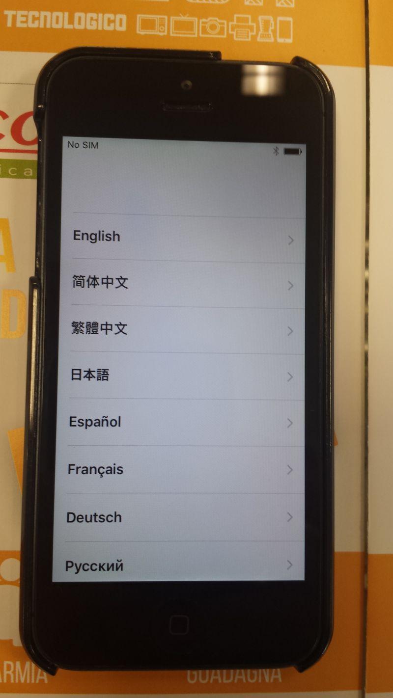 iphone 5 16gb usato siena
