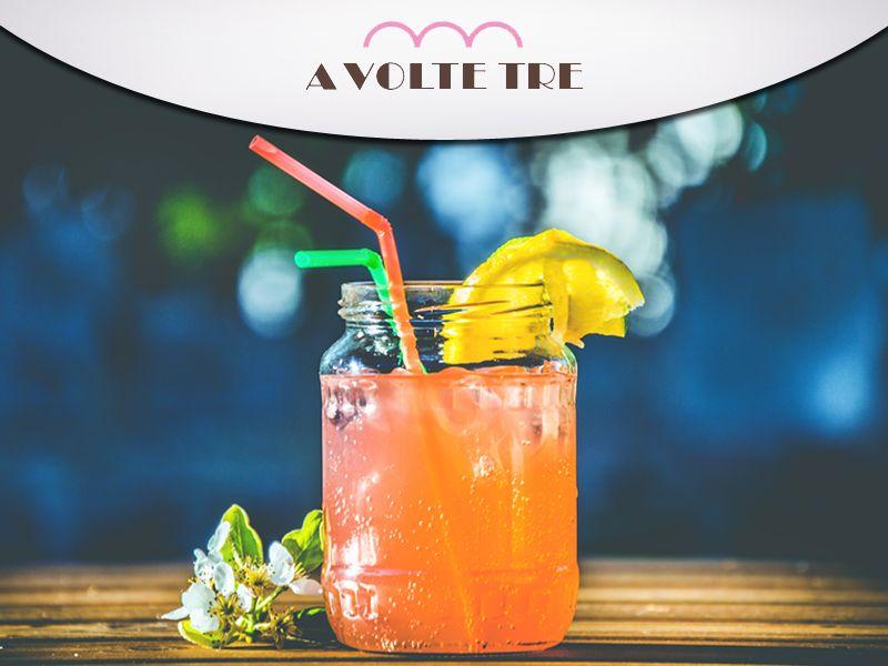 offerta drink bar - promozione cocktail bar - a volte tre terni