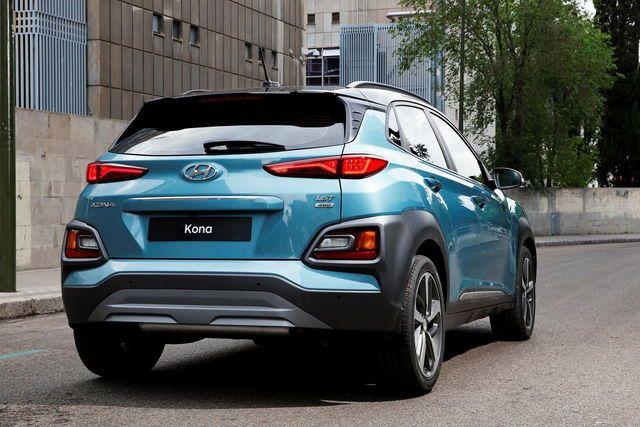 Hyundai KONA Faenza Ravenna