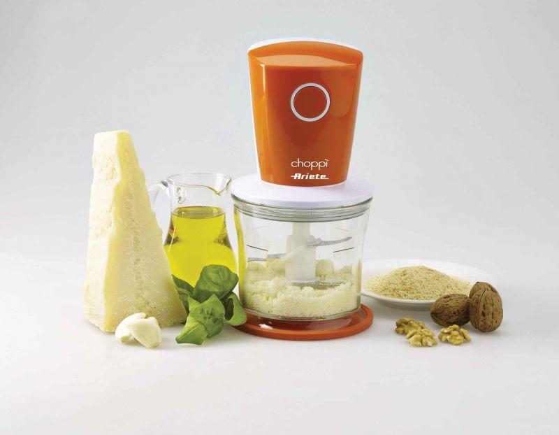 Choppì - tritatutto pela aglio arancione 1835