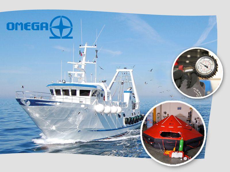 Promozione navi mercantili - Offerta servizio marittimo - Occasione cantieri navali - Omega