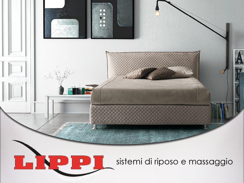 offerta letto contenitore - promozione vendita letti materassi - materassaio lippi viterbo