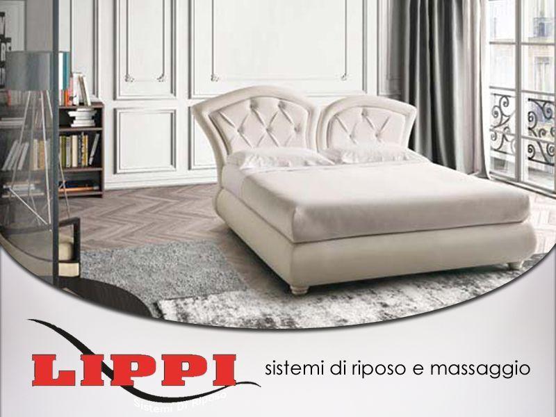 offerta letto contenitore - promozione vendita letti materassi -materassaio lippi civitavecchia