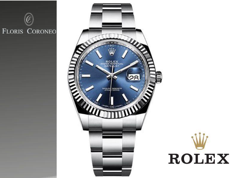 occasione Rolex DateJust Originale - Floris Coroneo
