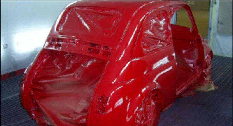 restauro auto depoca in provincia di imperia