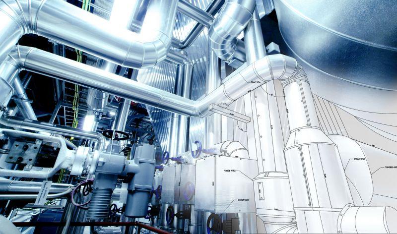 Offerta progettazione impianti commerciali - occasione impianti industriali aerazione vicenza