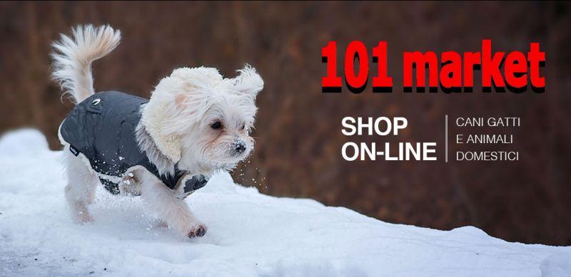 Promozione prodotti per animali - Siena - 101 Market