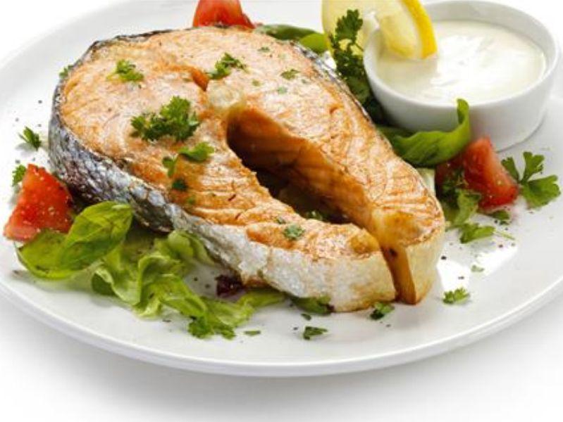 delizioso pesce spada ai ferri