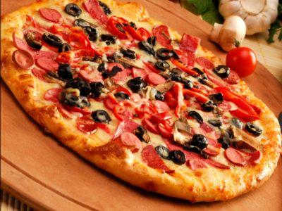 deliziose pizze dal gusto sano ed italiano