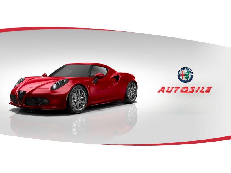 Offerta Servizi Vendita Modelli Auto Nuovi e Usati Alfa Romeo - Autosile
