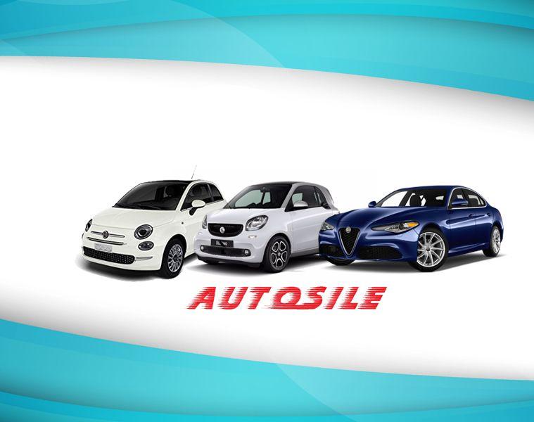 Offerta servizio professionale noleggio automobili e veicoli a lungo termine - Autosile