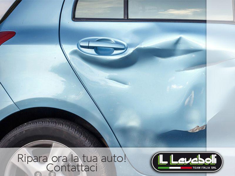 Si!Happy - Offerta riparazione ammaccature auto - Promozione riparazione auto - Il Lavabolli