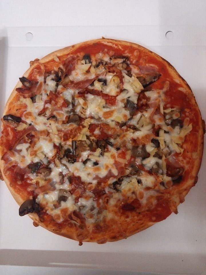 PIZZA AL PIATTO DA ASPORTO ANCONA