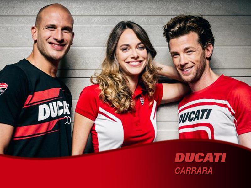 Abbigliamento Ducati - Ducati Carrara