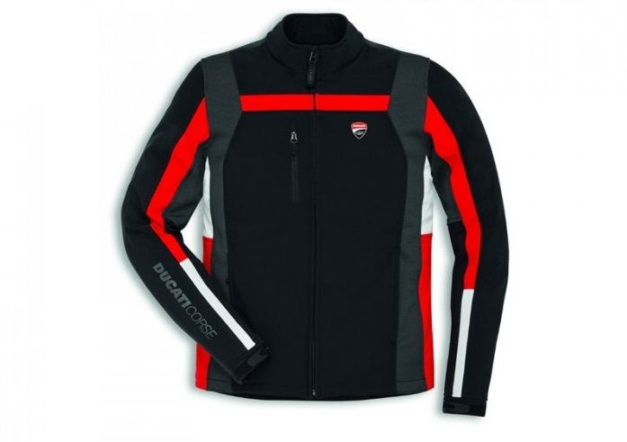 giubbino antivento ducati corse windproof 3