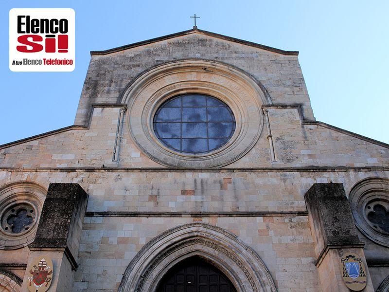 Le Chiese della Diocesi di Cosenza, gli Orari delle Sante Messe e i Numeri Telefonici li trovi