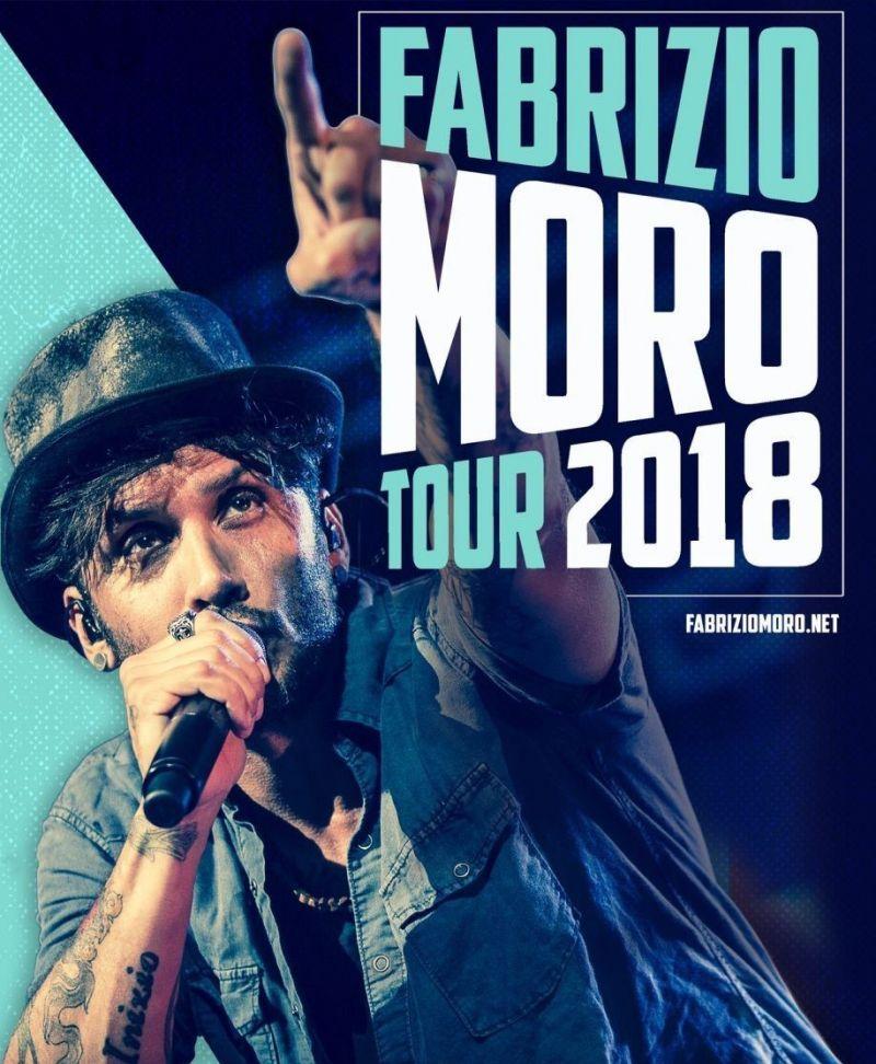 evento fabrizio moro altomonte - fabrizio moro tour 2018