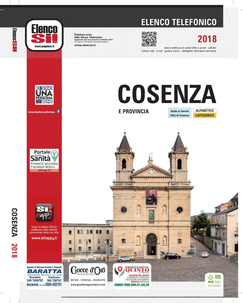Offerta Elenco Telefonico Cosenza - Promozione Elenco Telefonico Cosenza - Sì! Happy Cosenza
