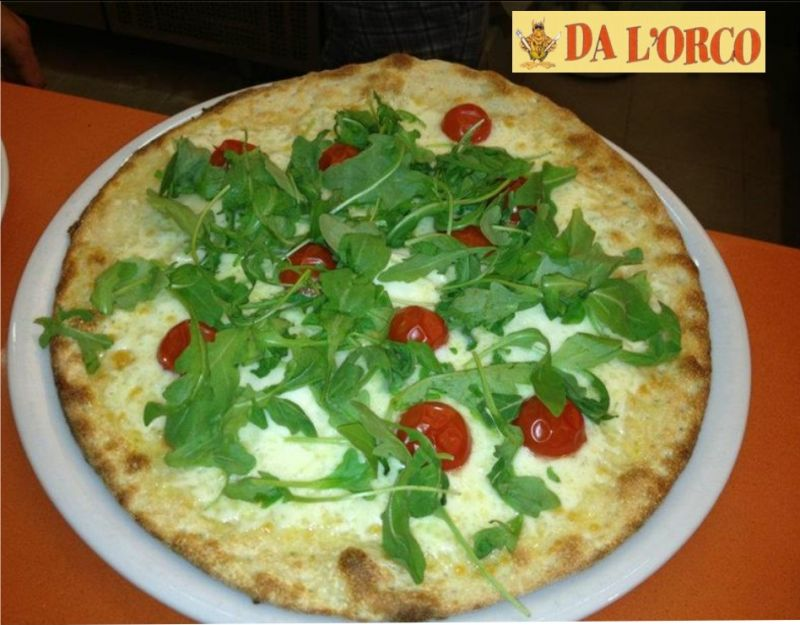 Pizza alla Pala a Poggibonsi - Ristorante Pizzeria DA L'Orco