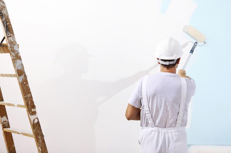 Offerta servizio di imbiancature pareti interne - Promozione imbiancature pareti esterne Verona