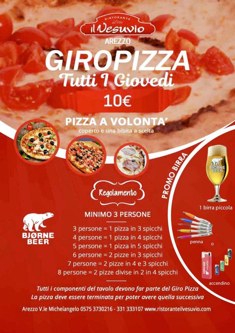 Ristorante il Vesuvio - ristoranti arezzo - pizzerie arezzo