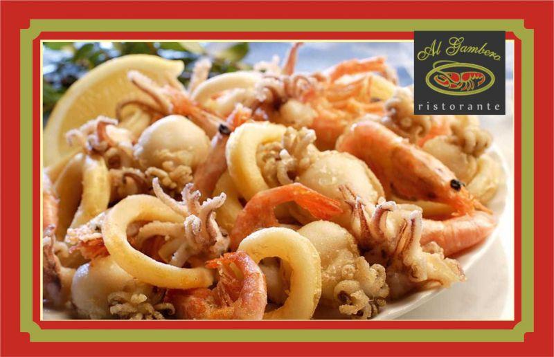 menu del bucaniere 20 00 ristorante al gambero