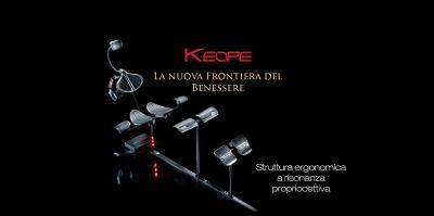 offerta seduta keope gpr rimodellamento della postura scheletrica promozione verona