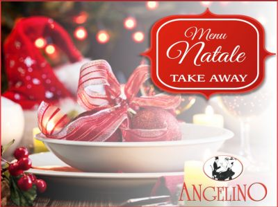 angelino menu take away natale